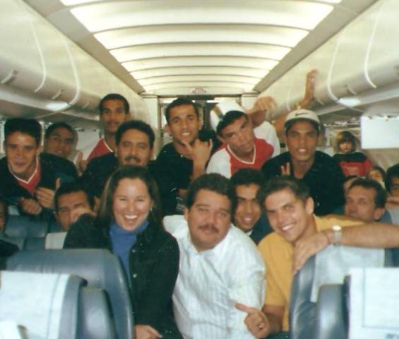 Viagem para a Itália com o Corinthians Alagoano